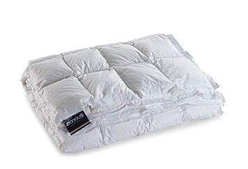 Dixxius Premium Daunen Sommer Bettdecke