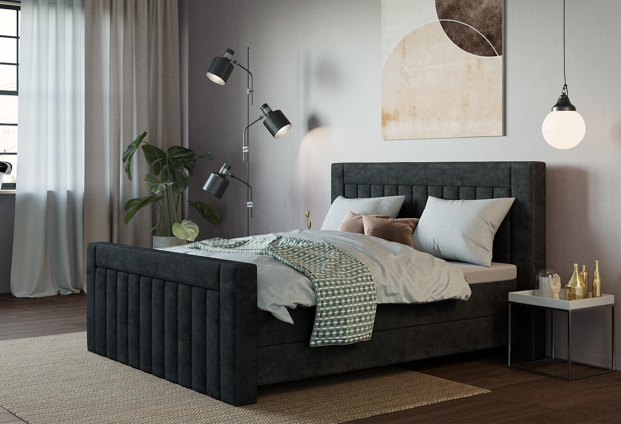 Boxspring Capella Modeno | Design | Swiss Sense