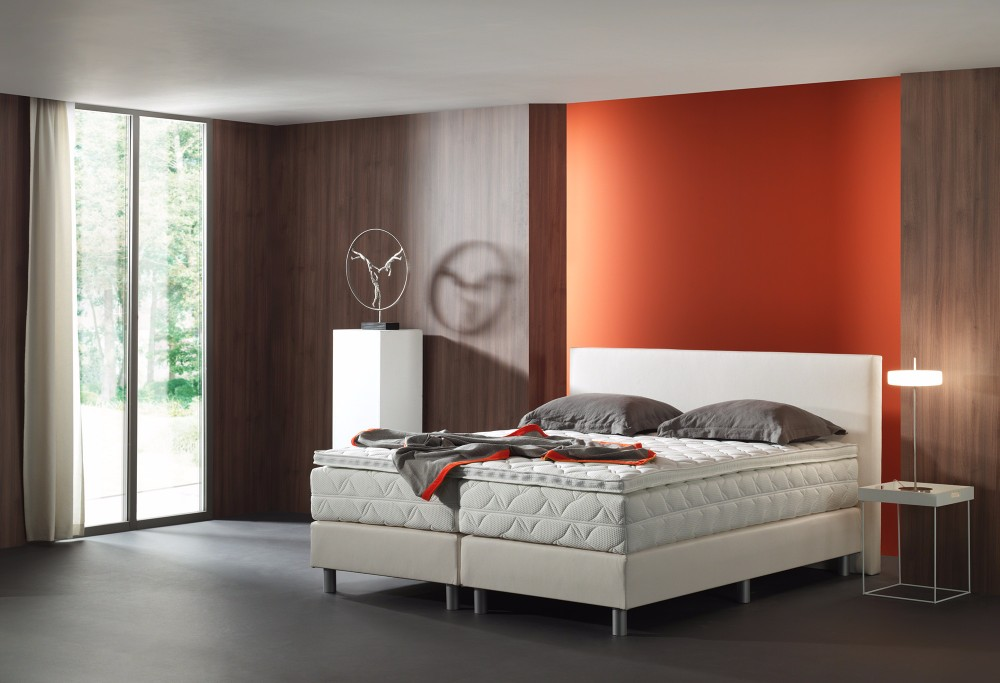 hotelboxspringbett ariana swiss sense. Black Bedroom Furniture Sets. Home Design Ideas
