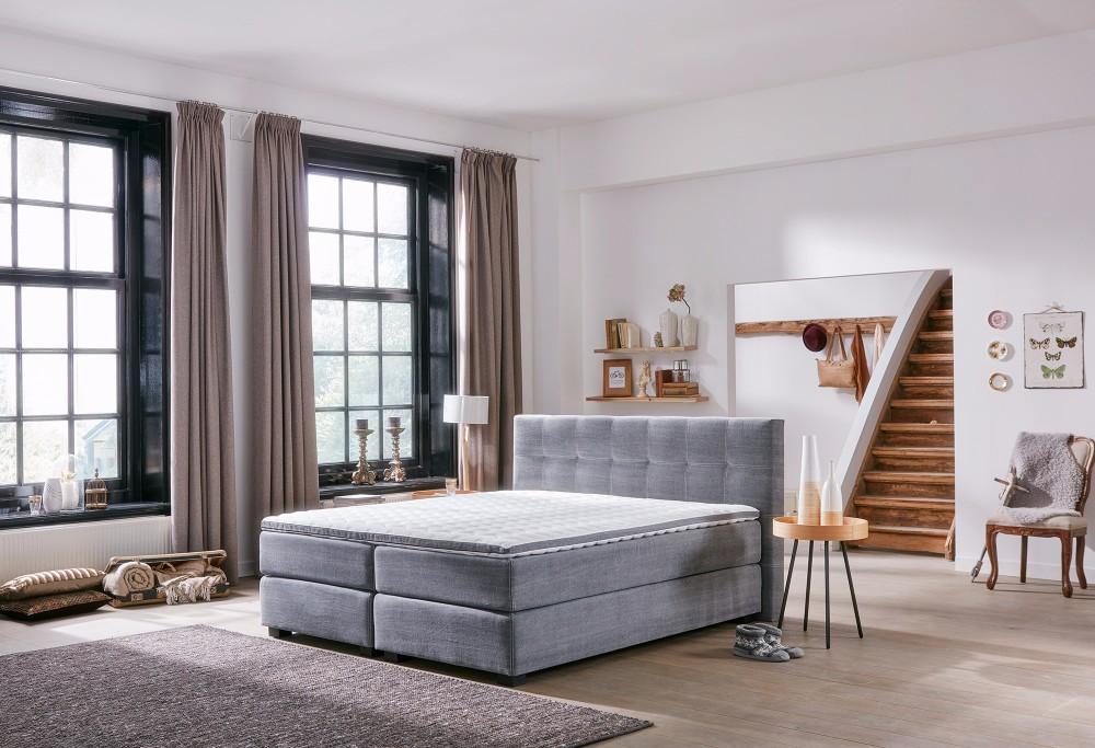 boxspringbett capella cresto swiss sense. Black Bedroom Furniture Sets. Home Design Ideas