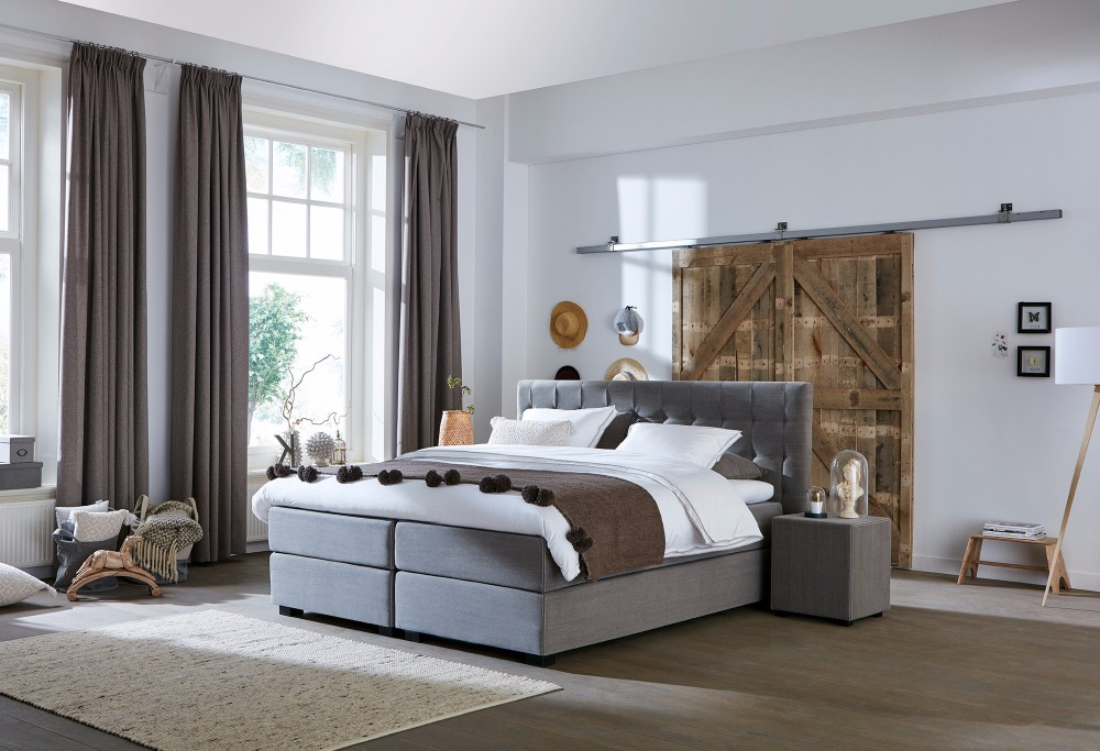 boxspringbett capella falco swiss sense. Black Bedroom Furniture Sets. Home Design Ideas