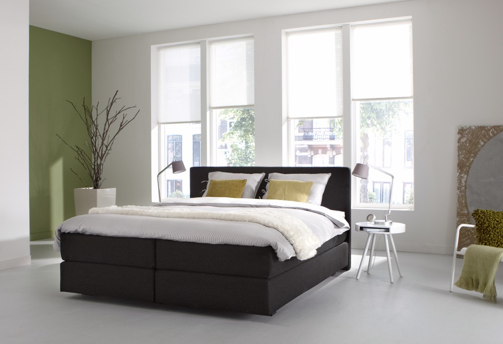 boxspringbett night barcelona swiss sense. Black Bedroom Furniture Sets. Home Design Ideas