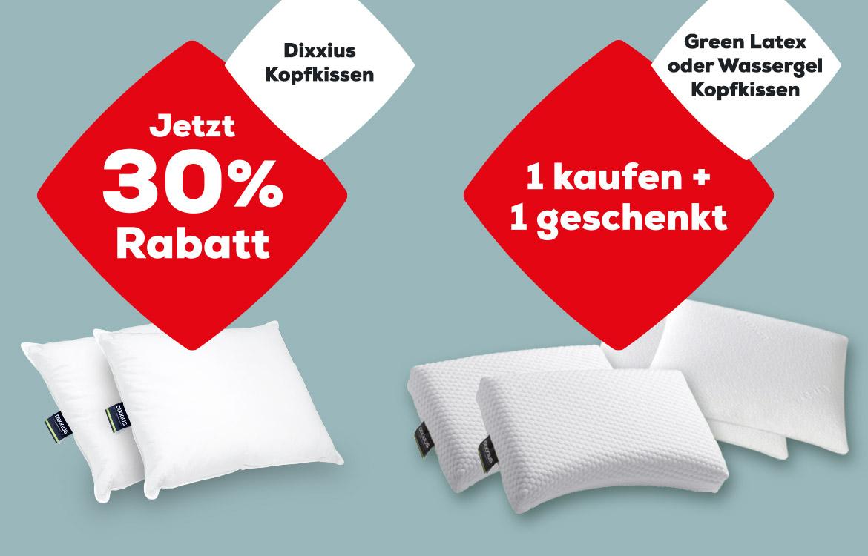 Kopfkissen Aktion | Swiss Sense