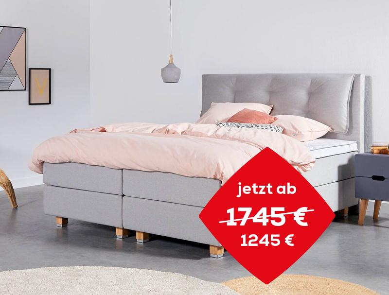 Bettgestelle Aktionen Winter Sale   Swiss Sense