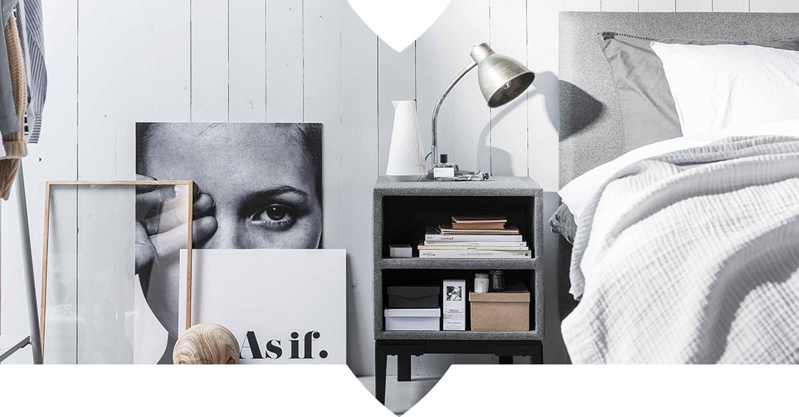 3 Nachttische fürs Schlafzimmerstyling | Swiss Sense