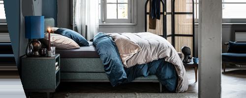Creëer de industriële loft-stijl in jouw slaapkamer