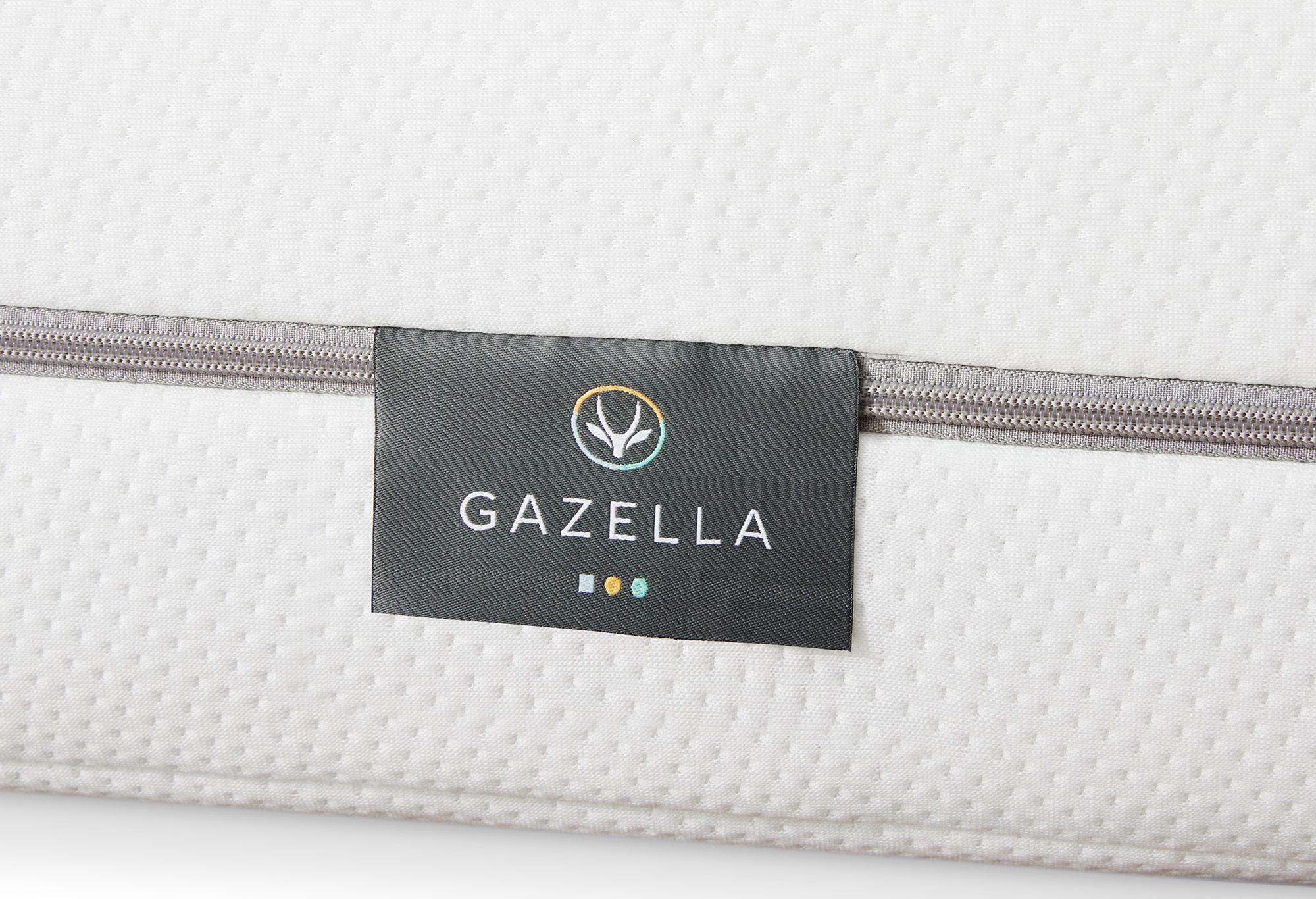 Gazella Breeze I Tonnentaschen-Federkernmatratze   Swiss Sense