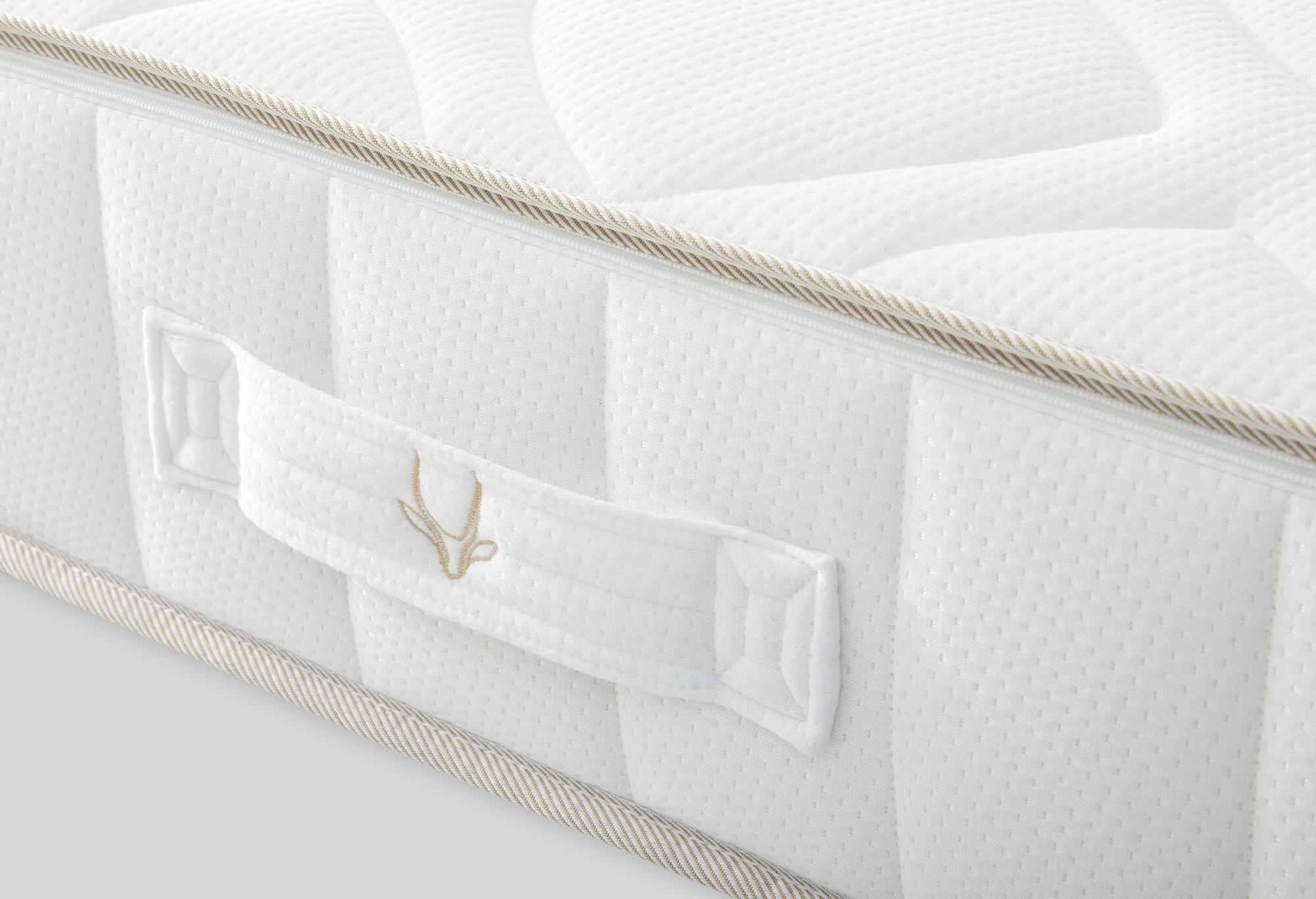 Gazella Comfort II Tonnentaschen-Federkernmatratze   Swiss Sense