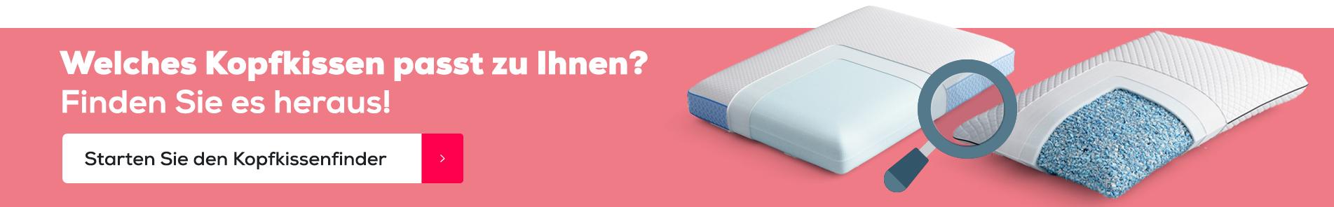 Kopfkissenfinder | Swiss Sense