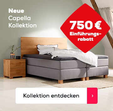 Capella Kollektion - Frühlings Angebote | Swiss Sense
