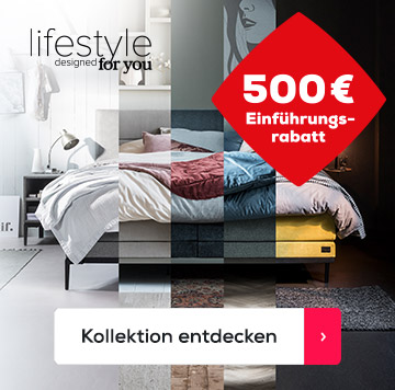 Lifestyle designed for you Kollektion - Frühlings Angebote | Swiss Sense