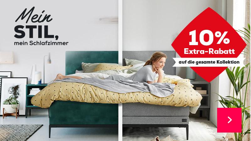 Mein Stil, mein Schlafzimmer | Swiss Sense