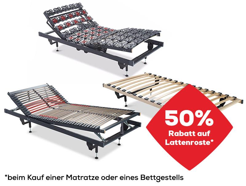 Lattenroste Aktionen   Swiss Sense