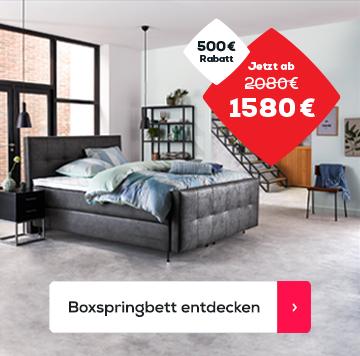 Boxspringbett Home Season | Swiss Sense