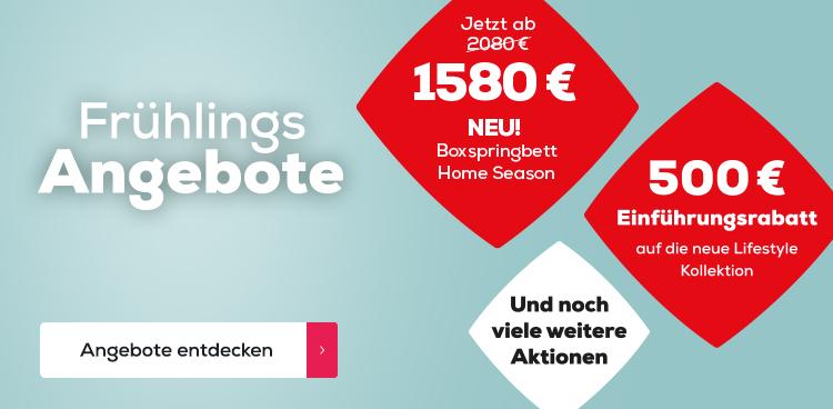 Frühlings Angebote | Swiss Sense