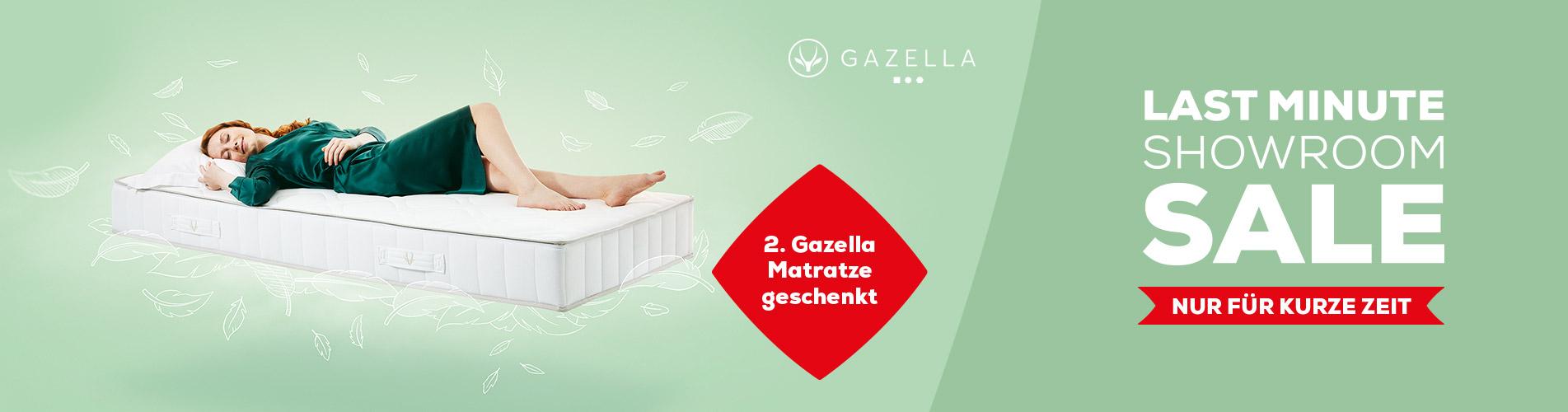 2. Gazella Matratze Geschenkt - LMSS | Swiss Sense