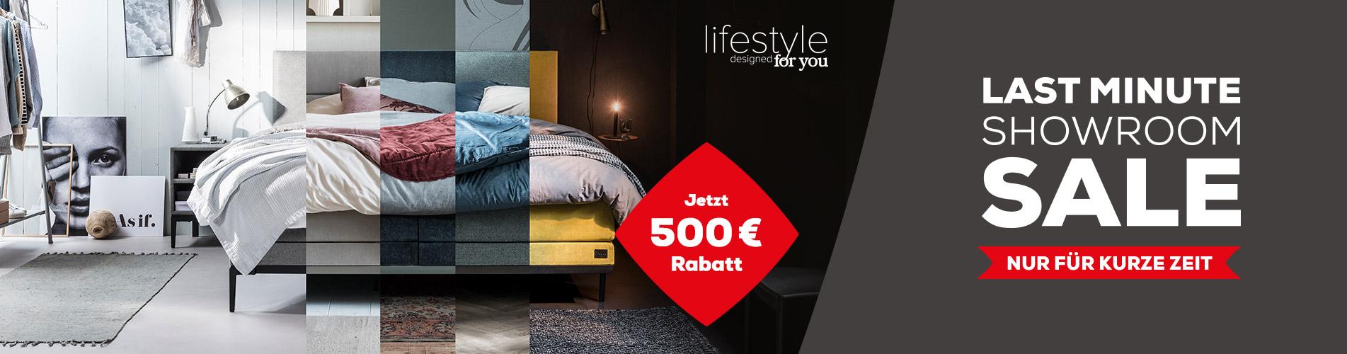 500 € Rabatt auf die Lifestyle Kollektion - LMSS   Swiss Sense