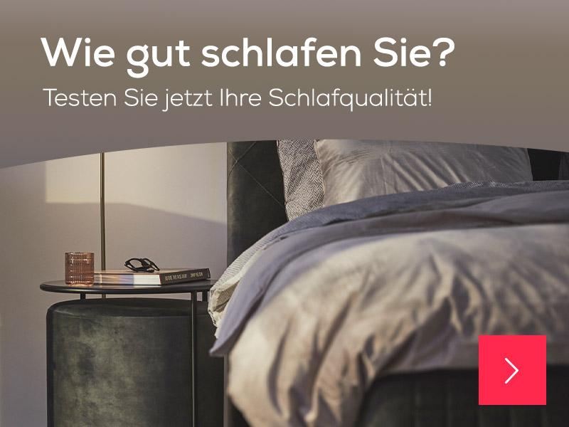 Wie gut schlafen Sie? | Swiss Sense