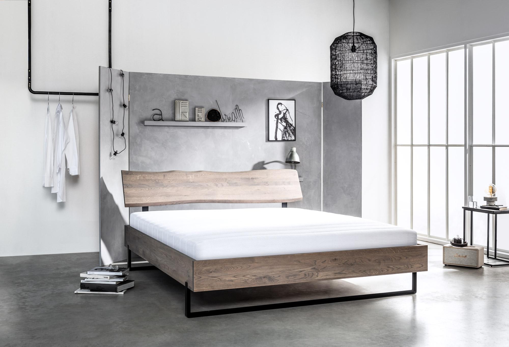 Bedframe balance Raw  | Swiss Sense