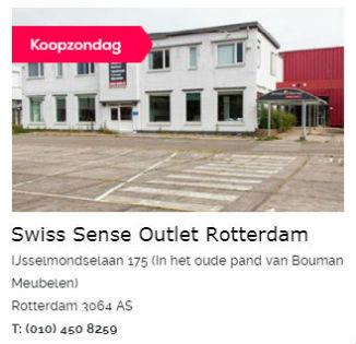 Swiss Sense Boxspringbetten Outlet Rotterdam