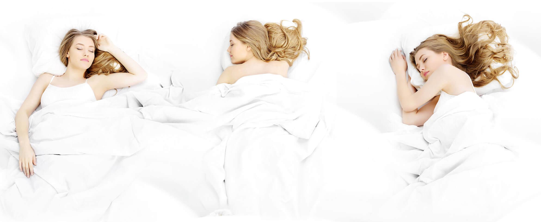 Schlafgewohnheiten