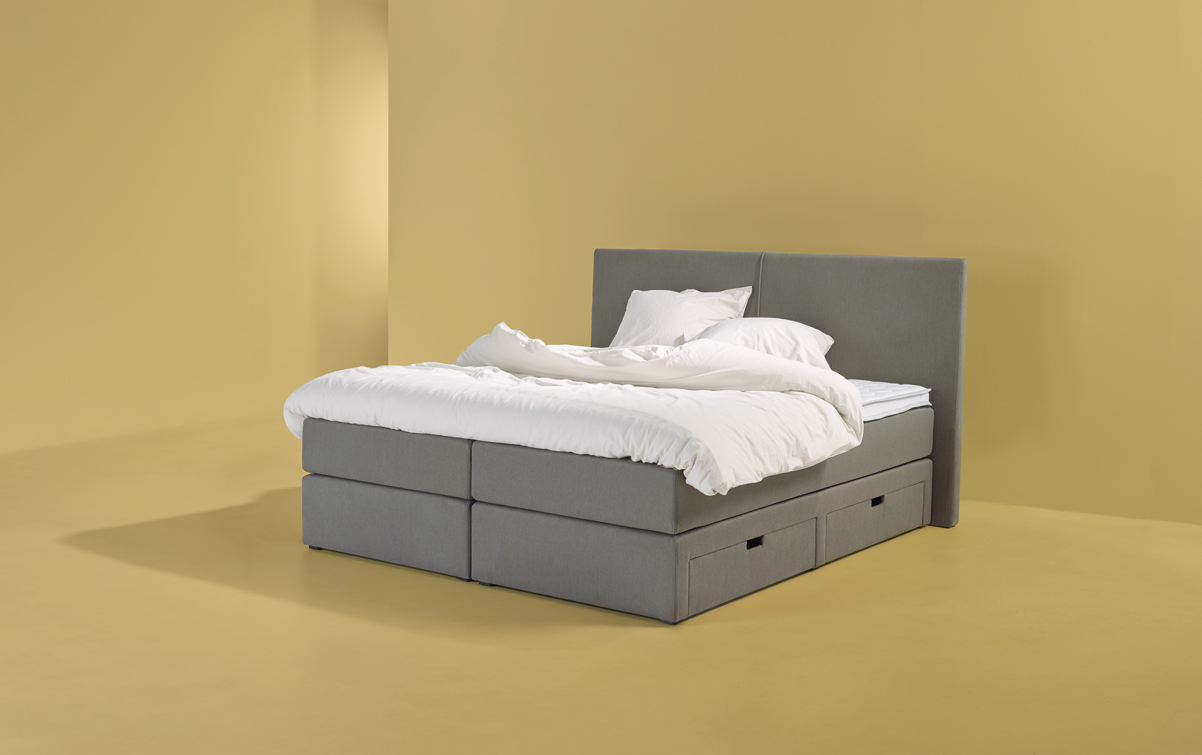 Boxspringbett SMART storage 03 | Swiss Sense