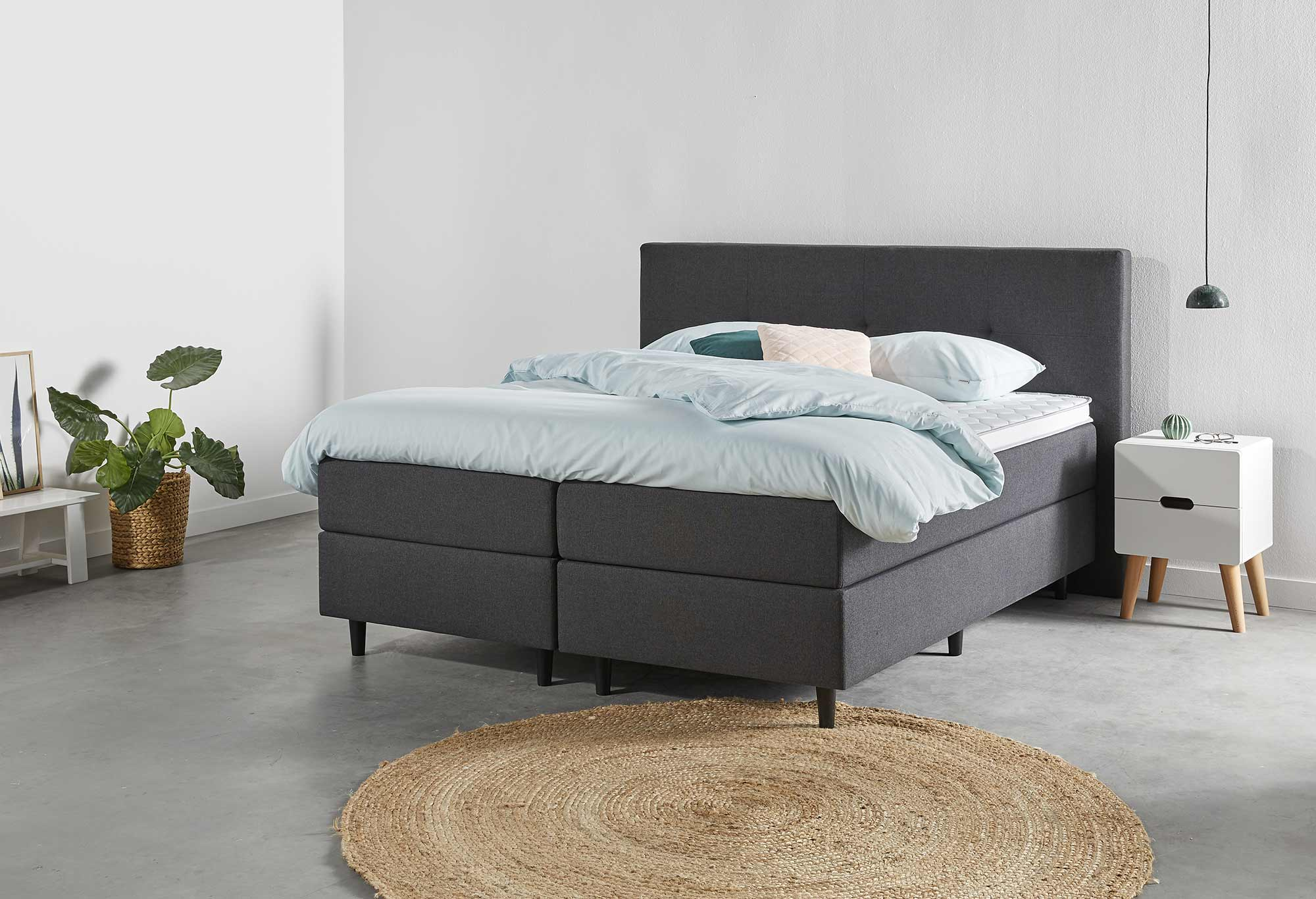 Boxspringbett Web-Only Spirit Deluxe | Swiss Sense