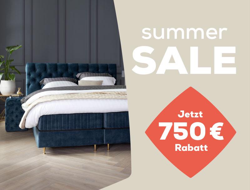 Royal Kollektion Boxspringbetten | Summer Sale | Swiss Sense