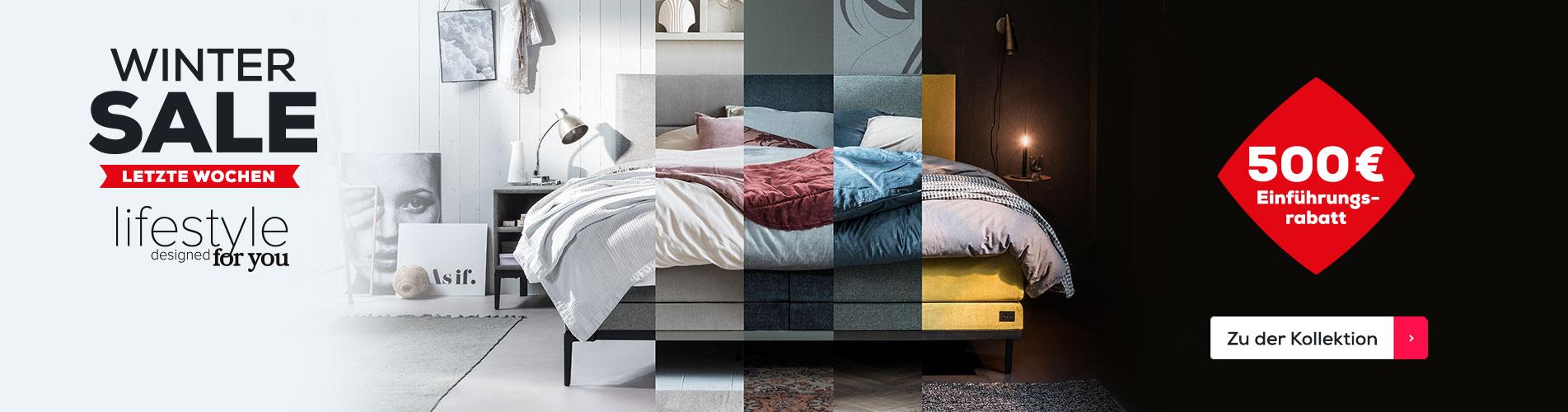 Lifestyle designed for you Kollektion letzte Wochen| Swiss Sense