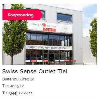 Swiss Sense Boxspringbetten Outlet Tiel