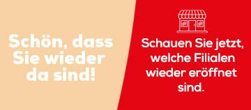 Wieder geöffnet | Swiss Sense