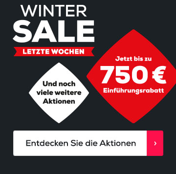 Winter Sale Aktionen letzte Wochen | Swiss Sense