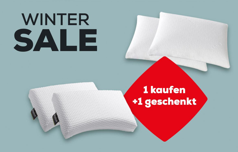 Winter Sale Aktion 1 kaufen + 1 geschenkt| Swiss Sense