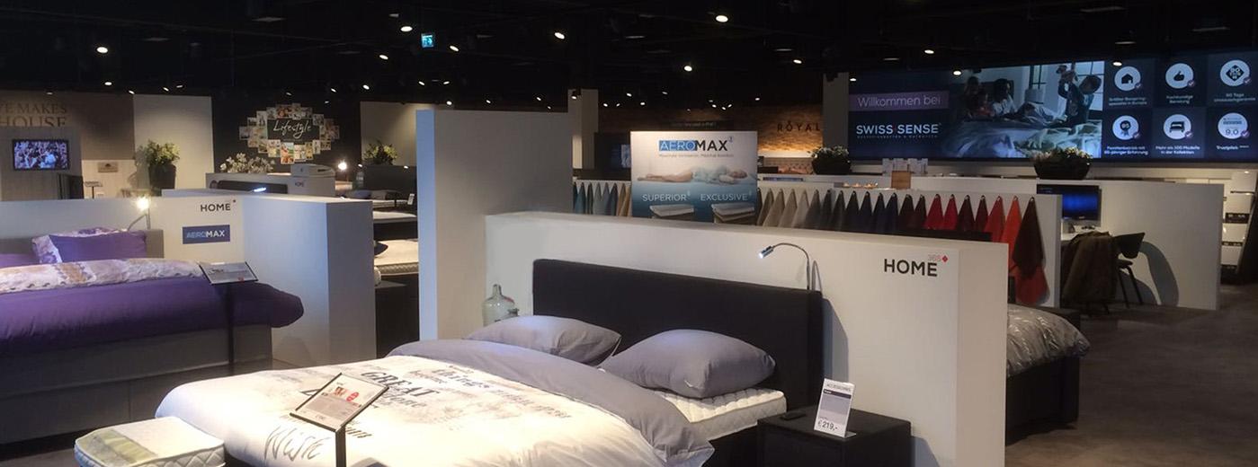 boxspringbetten und matratzen in v sendorf swiss sense. Black Bedroom Furniture Sets. Home Design Ideas