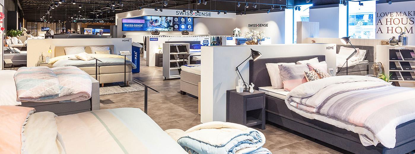 boxspringbetten und matratzen tilburg swiss sense. Black Bedroom Furniture Sets. Home Design Ideas